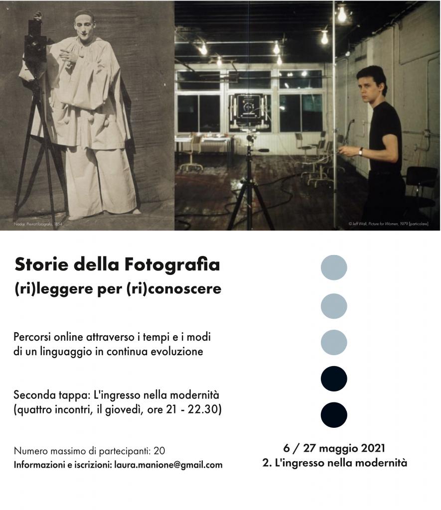 Storie della Fotografia - Alle porte della modernita