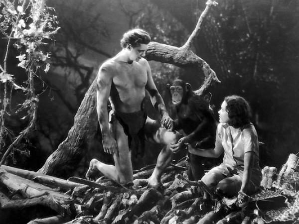 Tarzan, Cheetah e Jane