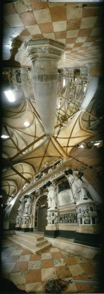 """© Giorgio Giovanni Maria Jano, """"Venezia, Chiesa dei Frari"""", 2000"""
