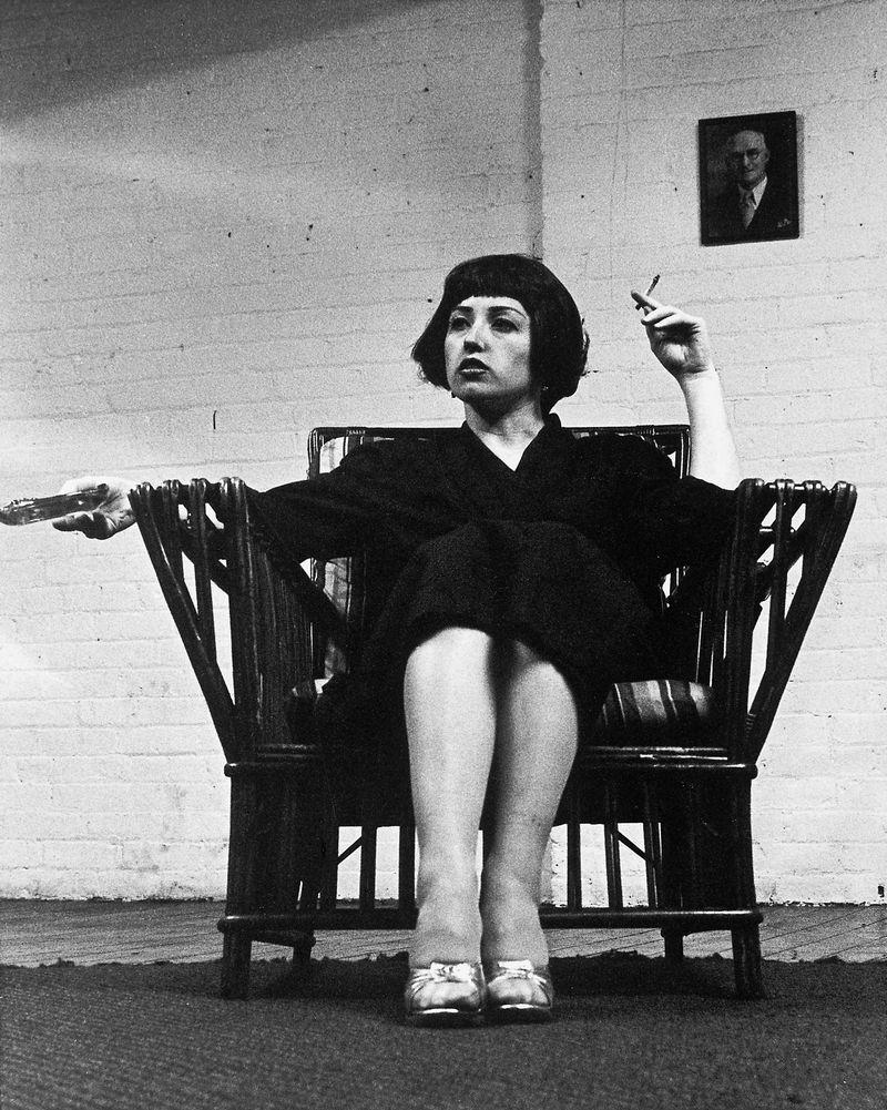 "Cindy Sherman. ""Untitled Film Still 16"", 1978"