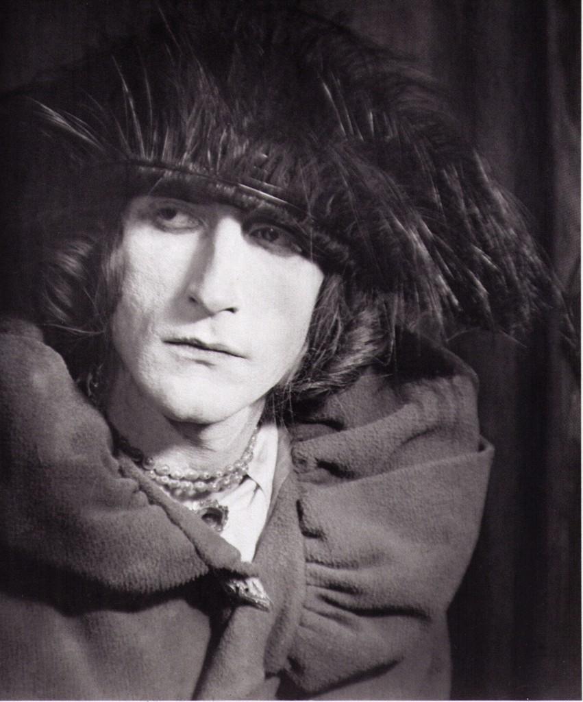 "Man Ray, ""Marcel Duchamp/Rrose Sélavy"", 1921"