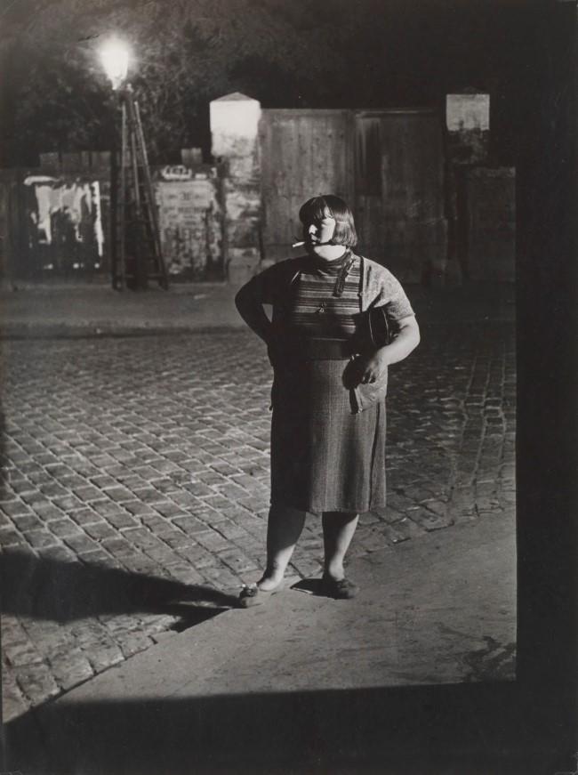 """Brassai, """"Bella di notte"""", 1932"""