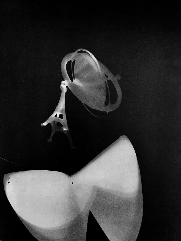 "Laszlo Moholy-Nagy, ""Fotogram"", 1925-1929"