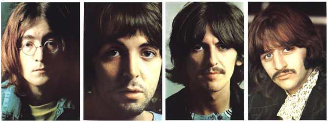 """I ritratti scattati da Richard Avedon contenuti nel """"White Album"""", 1968"""