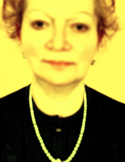 Rosetta Premazzi Raimondi, mia madre. Legnano, 25 dicembre 1997.